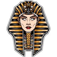 Наклейка Клеопатра, фото 1
