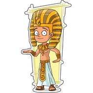 Наклейка Египтянин, фото 1