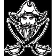 Наклейка Пират, фото 1