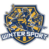 Наклейка Winter Sport, фото 1