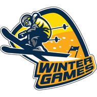Наклейка Winter Games, фото 1