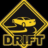 Наклейка Drift, фото 1