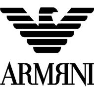 Наклейка Антибренд Armani, фото 1