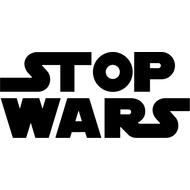Наклейка Антибренд Star Wars, фото 1
