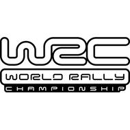 Наклейка WRC, фото 1