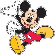 Наклейка Микки Маус, фото 1