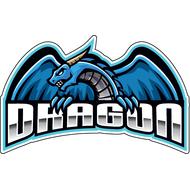 Наклейка Дракон-095, фото 1