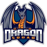 Наклейка Дракон-097, фото 1
