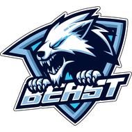 Наклейка Beast-086, фото 1