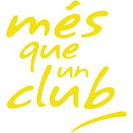 Наклейка FCBARCELONA mes que un club, фото 1