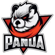 Наклейка Панда, фото 1