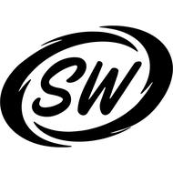 Наклейка Mazda SW, фото 1