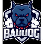 Наклейка Baddog, фото 1
