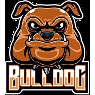 Наклейка Bulldog, фото 1