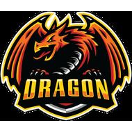 Наклейка Дракон-106, фото 1