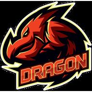 Наклейка Дракон-109, фото 1