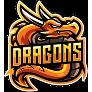 Наклейка Дракон-110, фото 1