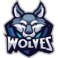 Наклейка Wolves, фото 1