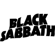 Наклейка Black Sabbath, фото 1