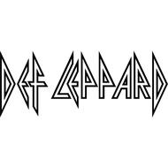 Наклейка Def Leppard, фото 1
