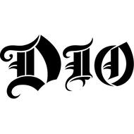 Наклейка DIO, фото 1