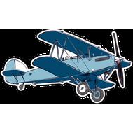 Наклейка Самолет-5, фото 1