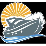 Наклейка Яхта, фото 1