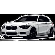 Наклейка BMW-010, фото 1