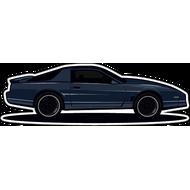 Наклейка Автомобиль-56, фото 1