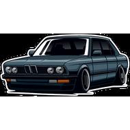 Наклейка BMW-096, фото 1