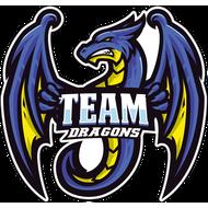 Наклейка Дракон-118, фото 1