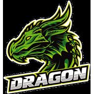 Наклейка Дракон-123, фото 1