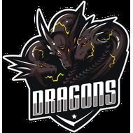 Наклейка Дракон-127, фото 1
