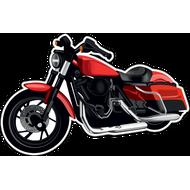 Наклейка Мотоцикл-142, фото 1