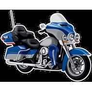 Наклейка Мотоцикл-143, фото 1
