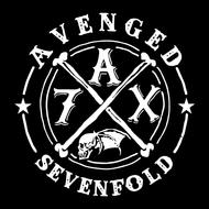 Наклейка Avenged Sevenfold, фото 1