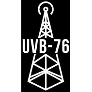 Наклейка Таинственная Радиостанция УВБ-76, фото 1