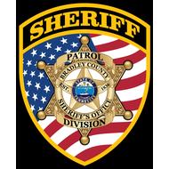 Наклейка Sheriff, фото 1