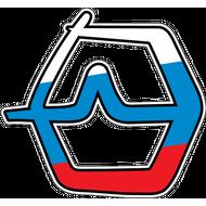 Наклейка Ural Sound Логотип цветной, фото 1