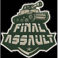 Наклейка Final Assault, фото 1