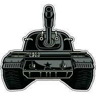 Наклейка Танк-13, фото 1