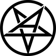 Наклейка Anthrax, фото 1