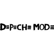 Наклейка Depeche Mode, фото 1