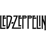 Наклейка Led Zeppelin, фото 1