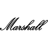 Наклейка Marshall, фото 1