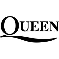 Наклейка Queen, фото 1