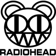 Наклейка Radiohead, фото 1