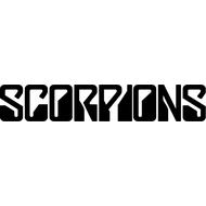 Наклейка Scorpions, фото 1