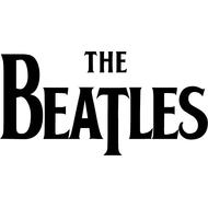 Наклейка The Beatles, фото 1