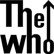 Наклейка The Who, фото 1
